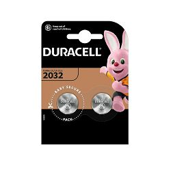 BATERIJE DURACELL DL/CR2032 LITIJ (set 2kom) BLISTER