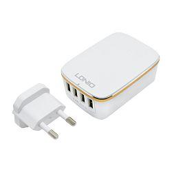 KUĆNI PUNJAČ LDNIO A4404 4*USB (4.4 A)