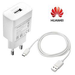 KUĆNI PUNJAČ ORIGINAL HUAWEI HW-090200EH0 5V/9V 2A+USB TIP C QUICK CHARG BLISTER