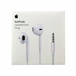 HANDS FREE ORIGINAL ZA APPLE IPHONE 6, MNHF2ZM/A 3.5 mm BIJELI BLISTER