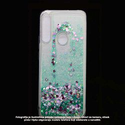 MASKICA +CLASS TPU SAND ZA APPLE IPHONE 11 TAMNO ZELENA