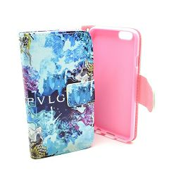 TORBICA +CLASS FLIP H PRINT ZA APPLE IPHONE 5/5S PVLGARI