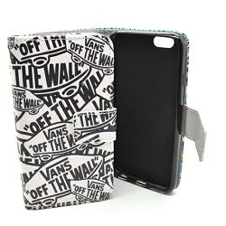 TORBICA +CLASS FLIP H PRINT ZA APPLE IPHONE 5/5S VANS