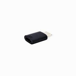 ADAPTER ORIGINAL ZA SAMSUNG S8, EE-GN930BB MIKRO NA TIP C CRNI BULK