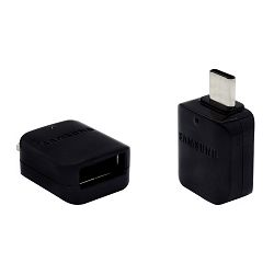 ADAPTER ORIGINAL GH98-41288A OTG USB A ŽENSKI NA TIP C CRNI BULK