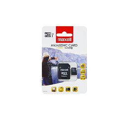 MEMORIJSKA KARTICA MAXELL MIKRO SD SDXC CLASS 10 128GB BLISTER