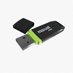USB MEMORIJA MAXELL SPEEDBOAT 3.1 64GB CRNA BLISTER