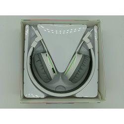 SLUŠALICE STEREO S MIKROFONOM X2 BLUETOOTH, FM, MP3, MIKRO SD BIJELE