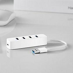 HUB USB 3.0 4* USB + TIP C XIAOMI XMFXQ01QM JGQ4007CN BIJELI