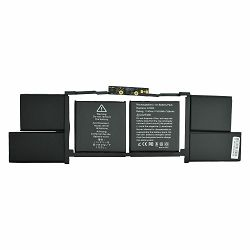 BATERIJA ZA APPLE MACBOOK PRO 15 A1953 11.4V 83.6Wh